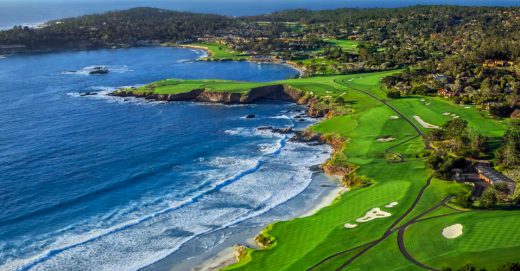 Foto: Pebble Beach Golf Links