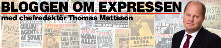 Thomas Mattsson – Bloggen om Expressen
