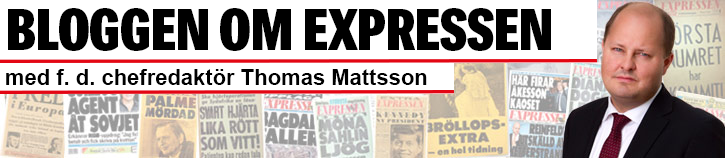 Thomas Mattsson - Bloggen om Expressen