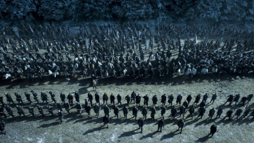 """The Battle of the Bastards"" är avsnitt 9 i ""Game of thrones"" säsong 6. Foto: HBO"