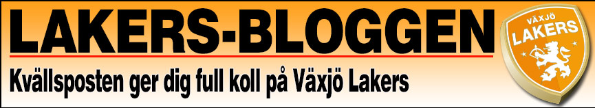 Växjö Lakers-bloggen